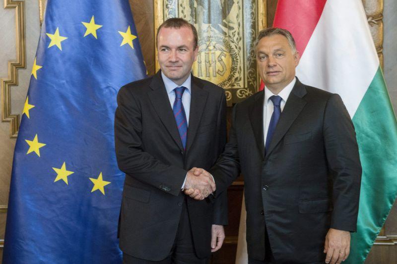"""Orbán Webernek: """"Demokráciaellenes, igazságtalan és elfogadhatatlan"""" – itt a teljes levél"""