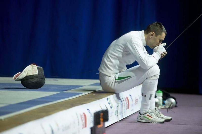 Lemarad az olimpiáról a férfi párbajtőrcsapat