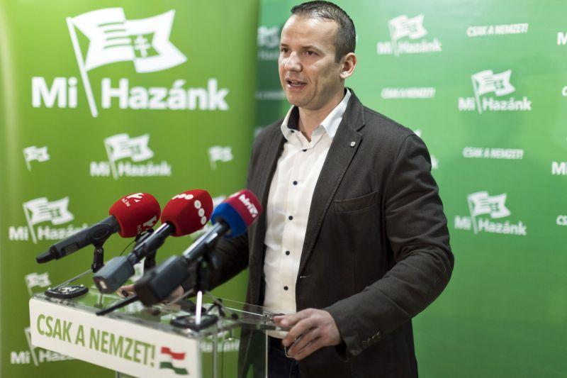 Toroczkai László is bejelentkezett a miniszterelnöki székért