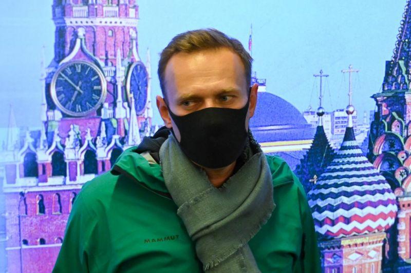 Bármelyik pillanatban meghalhat Navalnij