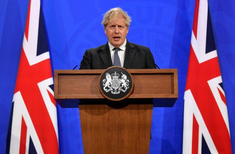 Boris Johnson: a brit kormány gyógyszeres megelőzésre törekszik
