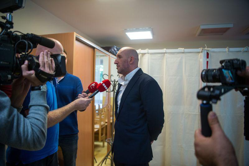 Ma lett volna Berki Krisztián büntetőfékezős tárgyalása, de betegség miatt elmaradt