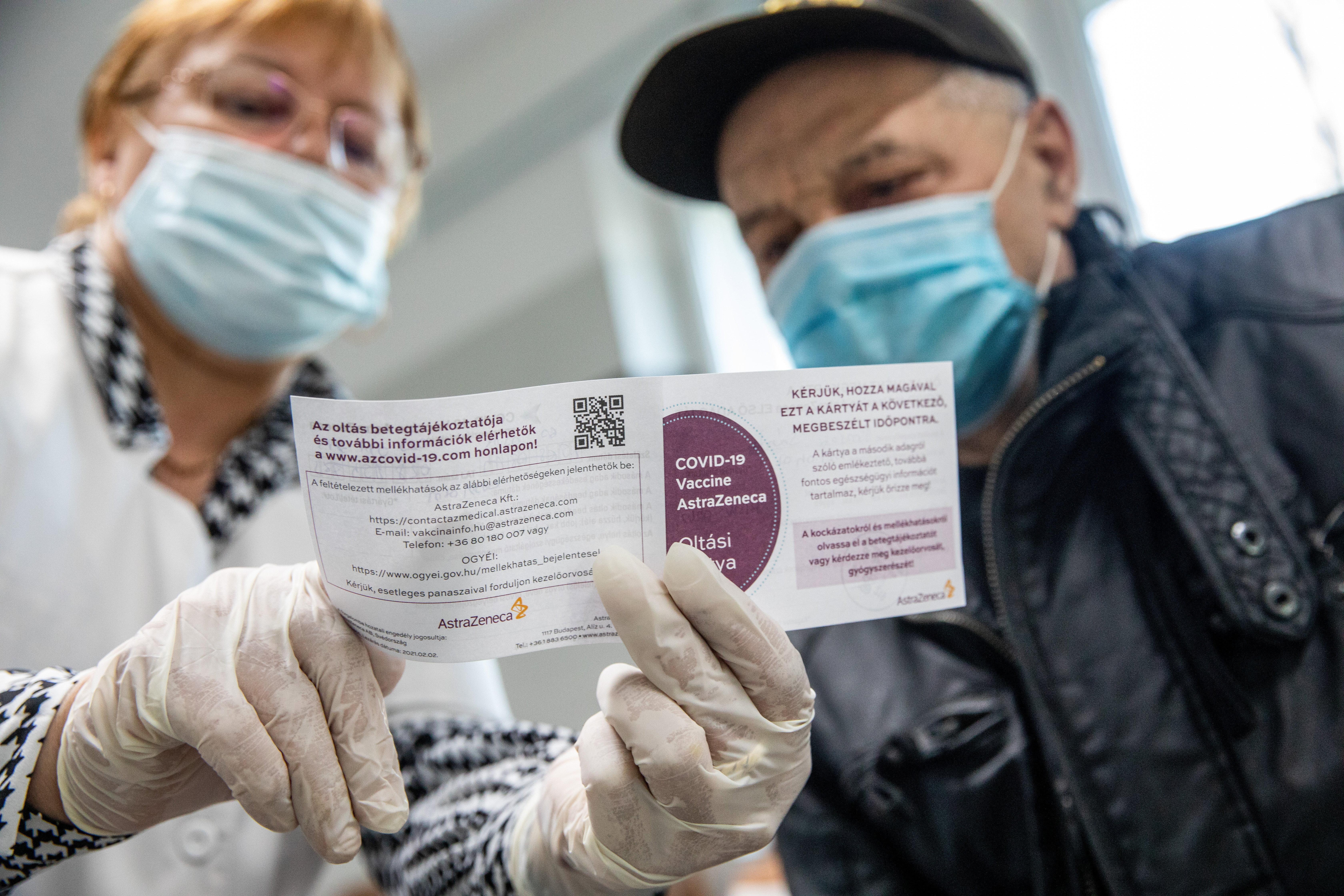 Megszólalt Müller Cecília az Astra Zeneca-ügyben: Ha az Európai Gyógyszerügynökség állást foglal, arra a magyar hatóságok is reagálni fognak