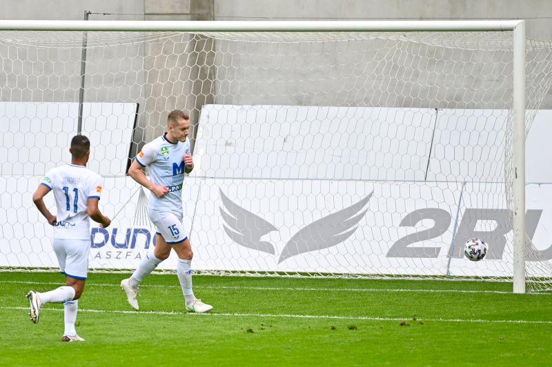 A Puskás Akadémia három góllal verte az MTK csapatát