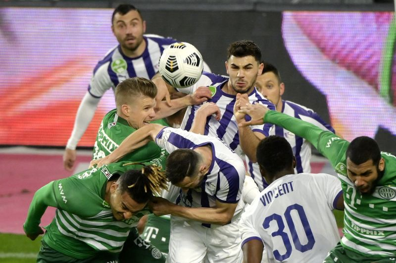 Az Újpest legyőzésével ismét bajnok lett a Fradi