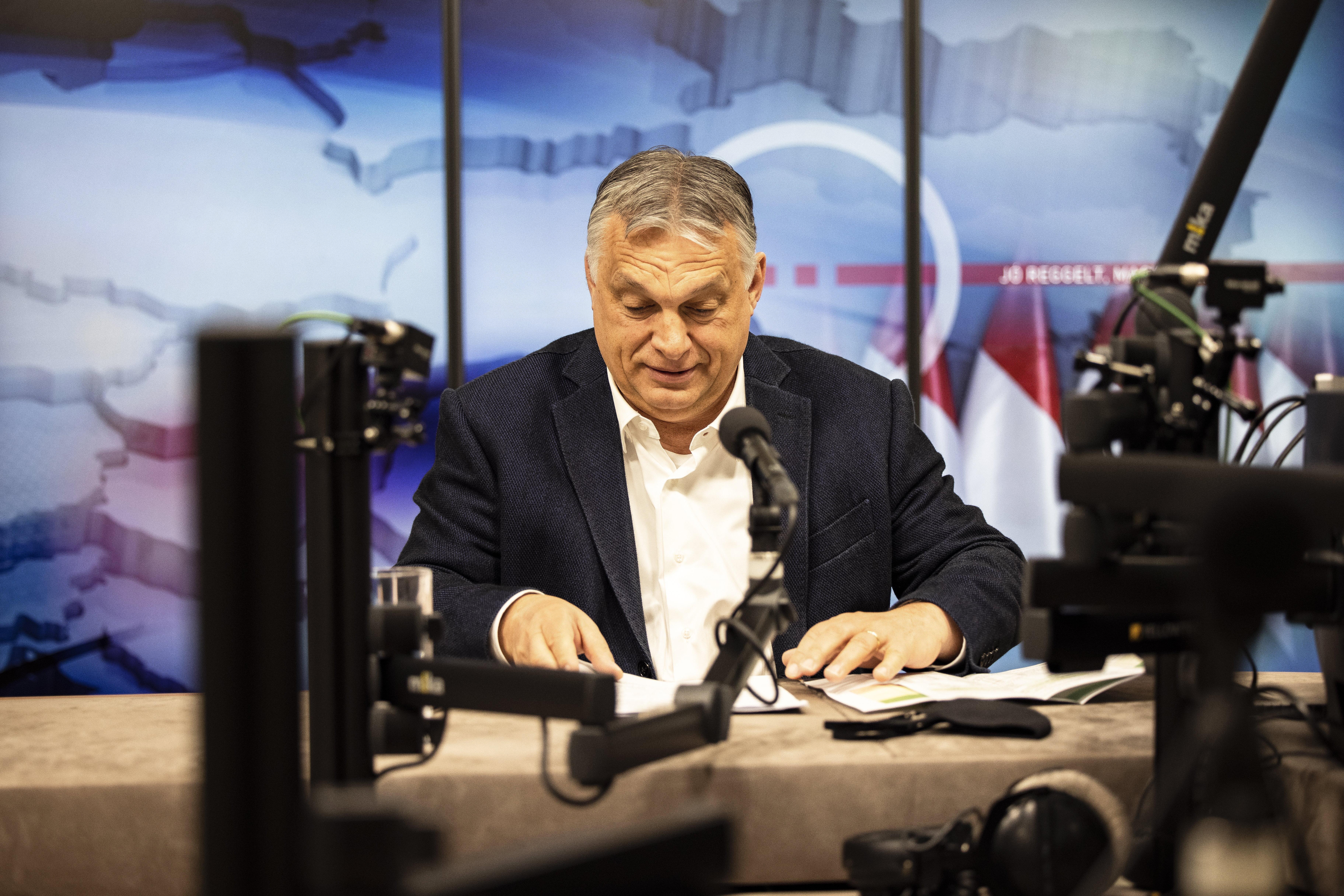 Orbán Viktor: Én az utcai harcosok antikommunista világából érkezem