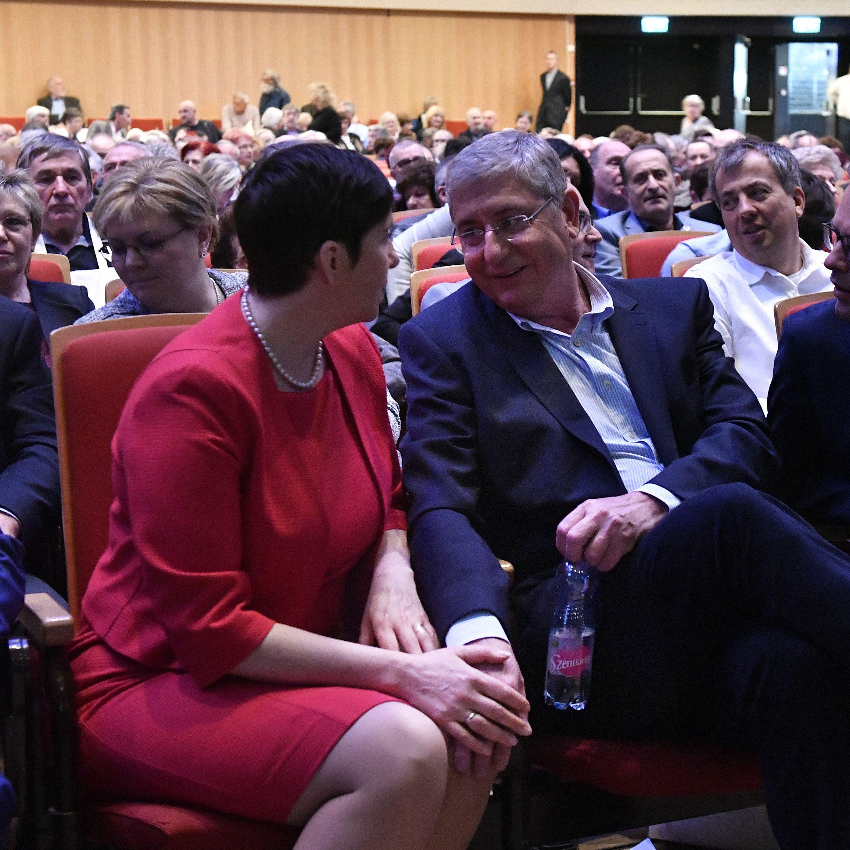 Most már tényleg hivatalos: Dobrev Klára a DK miniszterelnök-jelöltje