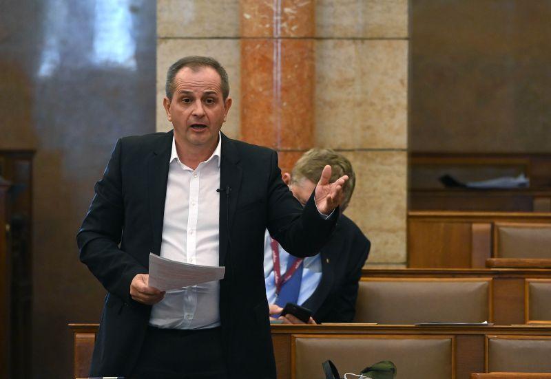 """Országgyűlési képviselő: """"Ismételten hazudott Gyurcsány adócsaló ügyvédjeCzeglédy Csaba"""""""