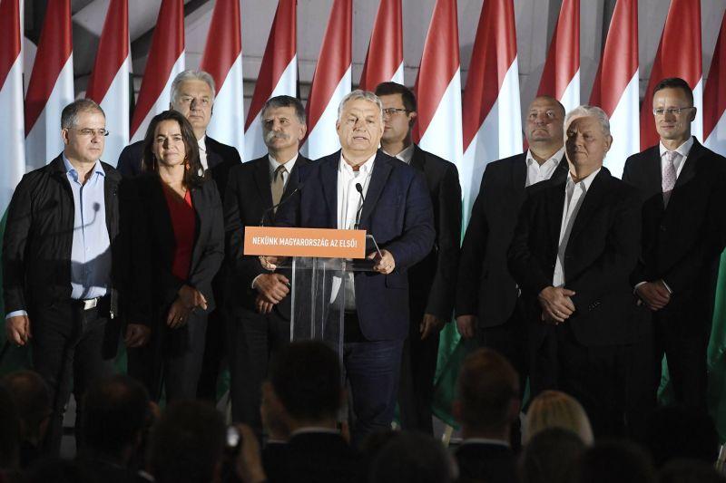 Ismét erősődött a Fidesz