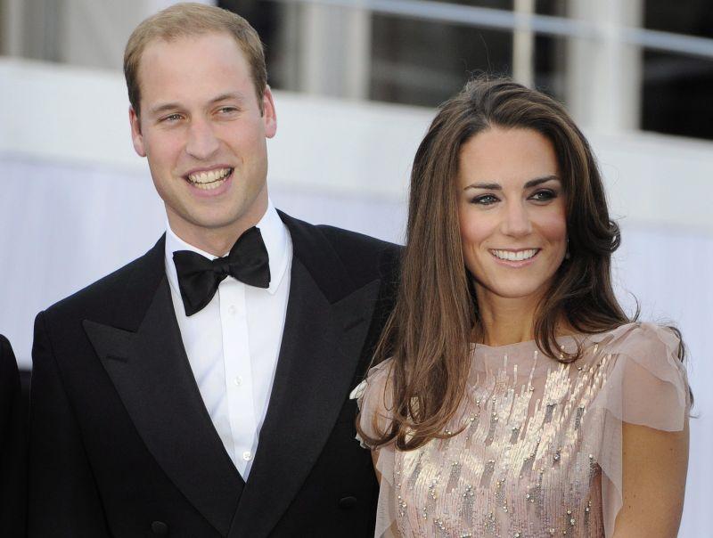 Pánik tört ki Kate Middleton és Vilmos herceg esküvői helyszínén