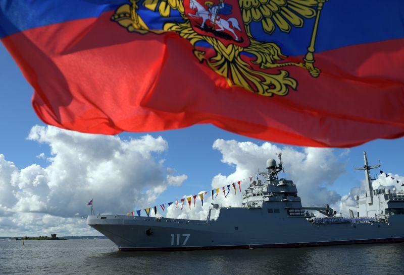 15 orosz hadihajó tart a Fekete-tengerre