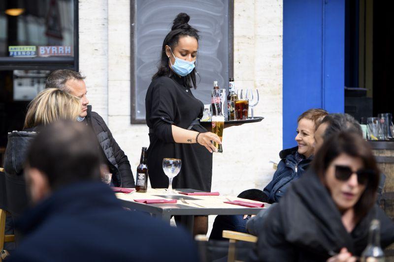 Galgóczi: A teraszok nyitása még nem a járvány végét jelenti
