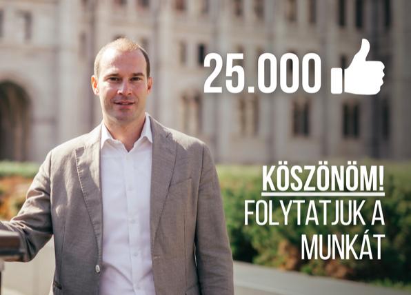 """""""25 ezer – Köszönöm! Folytatjuk a munkát"""" – írta Hollik a Facebookon, miután a koronavírusnak 25 ezer halálos áldozata lett Magyarországon"""
