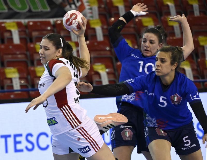 Siker: kijutott a világbajnokságra a magyar női kézilabda-válogatott