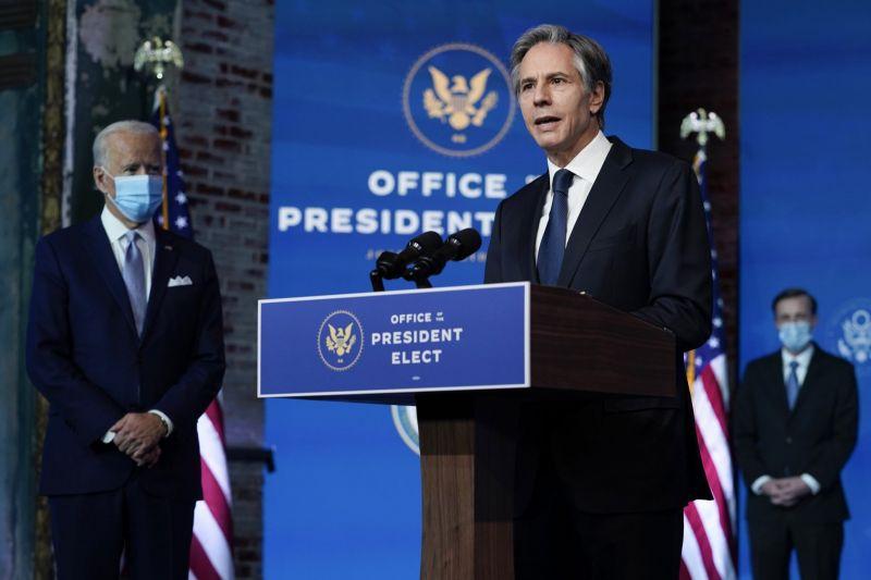 Blinken: Washington nem akarja a feszültség további éleződését Moszkvával