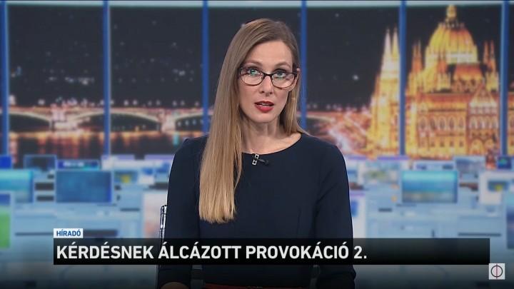 """Elgurult a közmédia gyógyszere, itt a riportjuk második része a Fidesz képviselőit """"provokáló"""" újságíróról – ez volt a hangzatos szalagcím"""