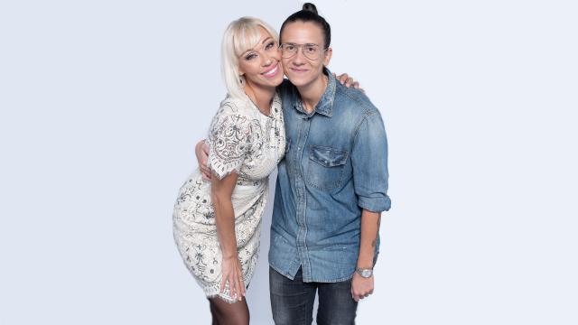 Heteroszexuálisnak vallja magát Gallusz Niki, de egy nővel él együtt – videó