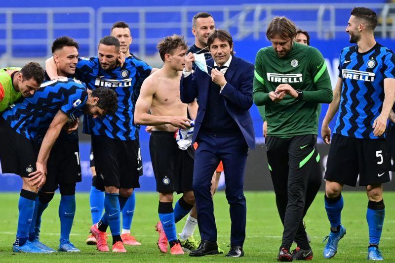 A friss olasz bajnok, az Inter elnöke két hónapig nem fizetne a játékosoknak