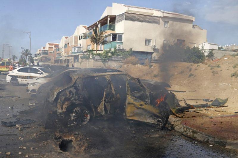 Folytatódtak a rakétatámadások Izrael és a Gázai övezet iszlamista szervezetei között