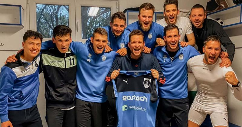Egy megyei másodosztályú focicsapat leigazolta Istenes Bencét