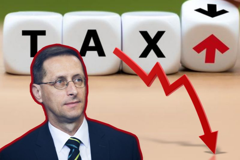 Jó hírt közölt Varga Mihály: Jövőre is folytatódnak az adócsökkentések