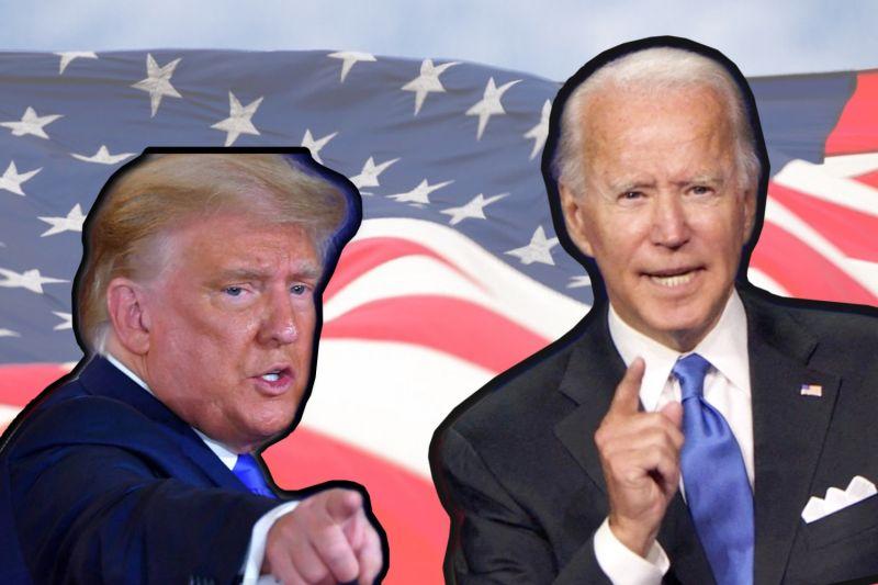 Joe Biden arra számít, hogy 2024-ben ismét meg kell küzdenie Trumppal