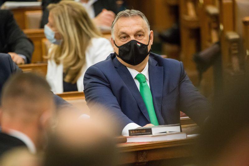 Orbán oltásellenzéknek nevezte a baloldalt majd kijelentette, ha baj van, nem lehet a baloldalra számítani