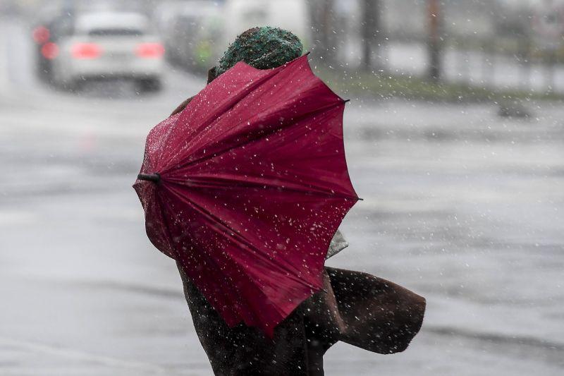 Eső és mínuszok: ismét jön a hidegfront