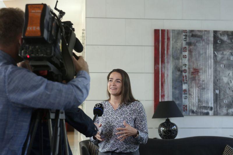 Novák Katalin: Magyarországon abban hiszünk, hogy tisztességes munkát és tisztességes munkából való megélhetést kell biztosítani az embereknek