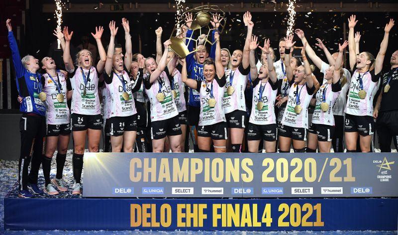 A norvég Vipers nyerte a női kézilabda Bajnokok Ligáját