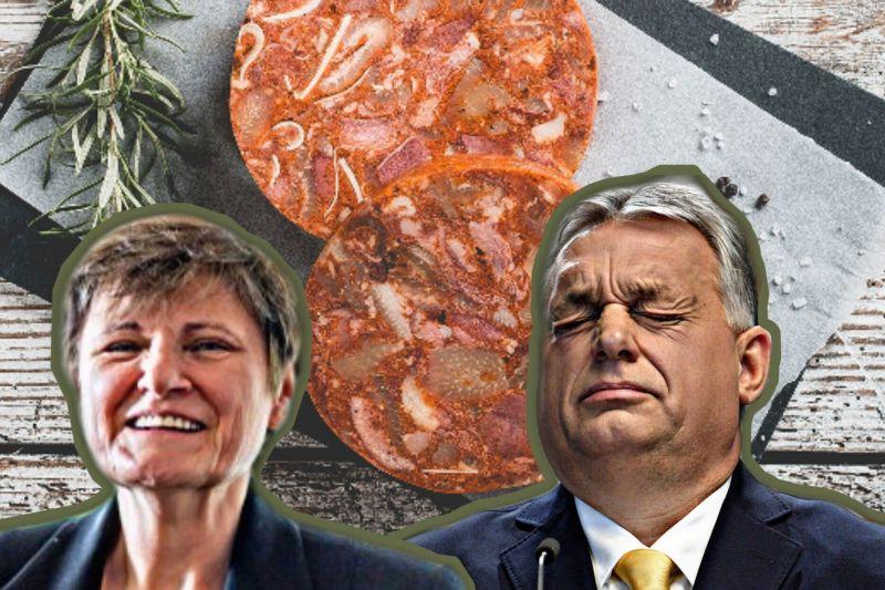 Orbán Viktor szakmai kérdésnek tekinti a disznósajt ügyét – meg is beszélte Karikó Katalinnal