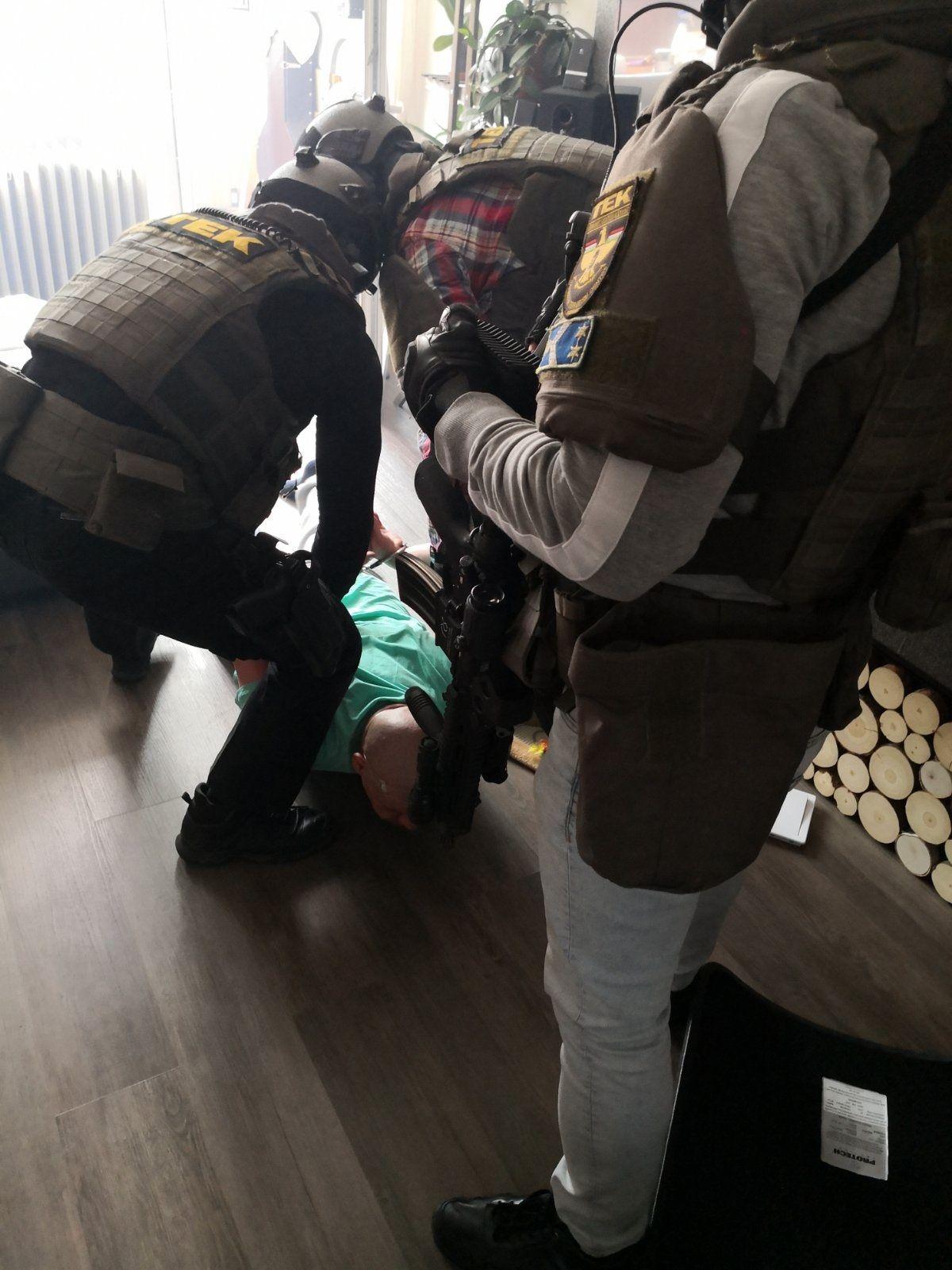 Szlovák és magyar drogdílert fogtak el a rendőrök – videó