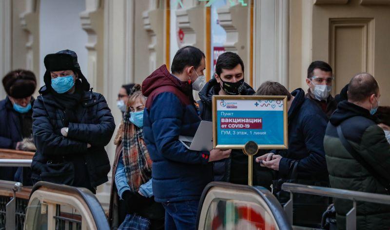 Oroszország koronavírussal kapcsolatos halálozási adatai erősen sántítanak – Itt a valós szám