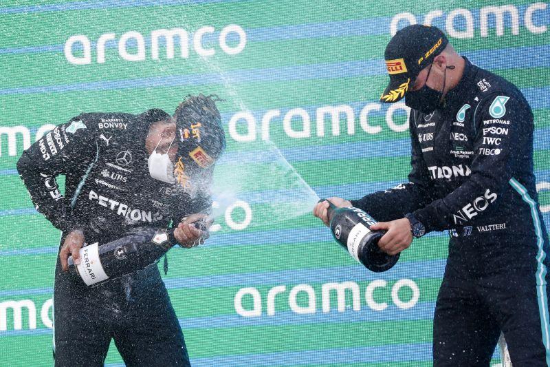 Hamilton hatodszor győzött Barcelonában