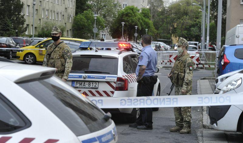 Megszúrtak egy férfit Budapesten