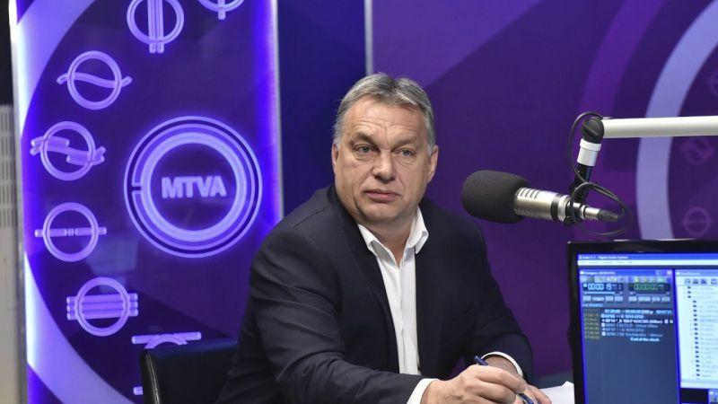 Orbán Viktor nem tudta helyesen idézni a magyar himnuszt