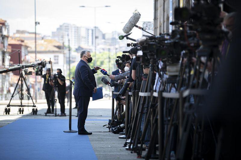 """Orbán elárulta, """"keresztényként"""" mi jelent számára egyedül problémát"""