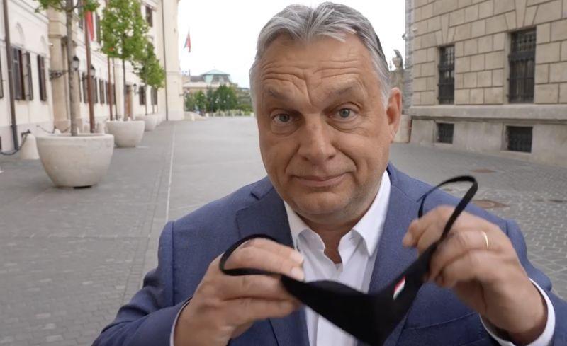 Orbán: Lezártuk, túléltük, Magyarország hónapokkal jár a többiek előtt