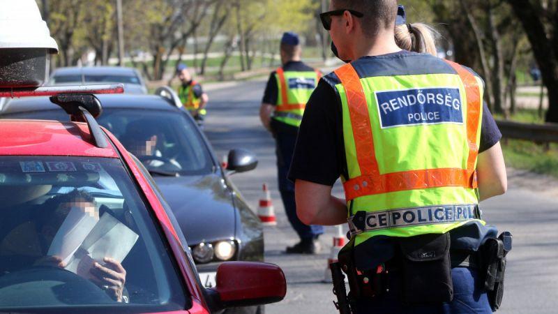 Országos ellenőrzésbe kezd a rendőrség