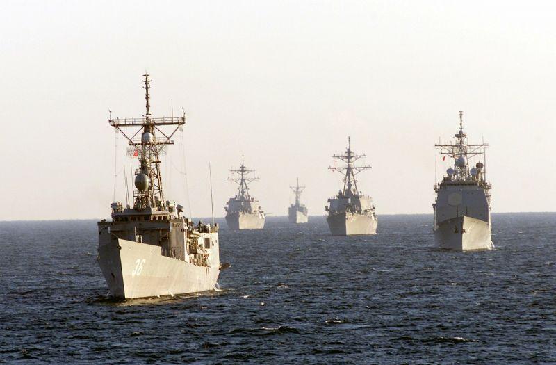 Orosz hajók zavartak meg egy ukrán-amerikai tengeri gyakorlatot Odesszánál