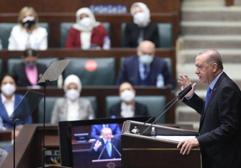 Erdogan: Bidennel meg kell vitatni a török-amerikai kapcsolatokat