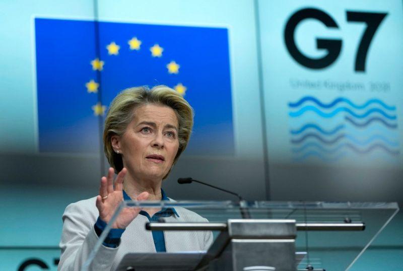 Az Európai Bizottság elnöke szerint ki kell vizsgálni, honnan származott a koronavírus