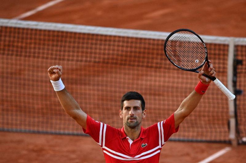 Djokovic nyerte a Roland Garrost, kétszettes hátrányból fordított