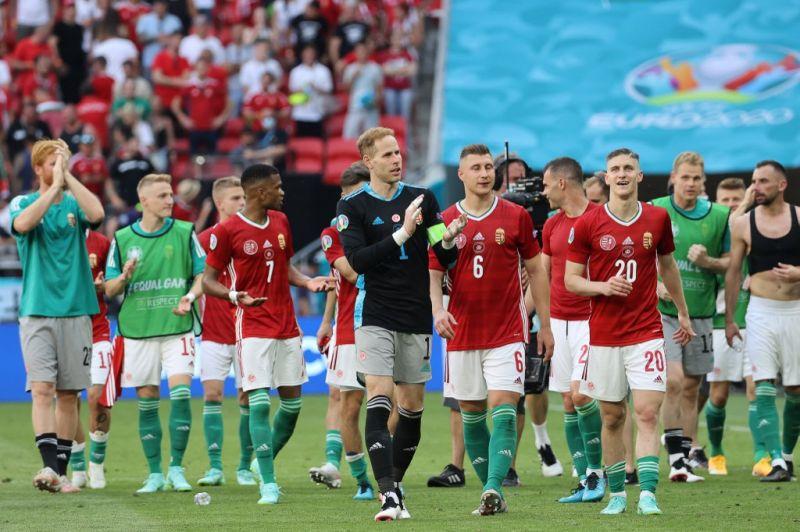 A magyar válogatottnak a saját kezében a sorsa a németek ellen