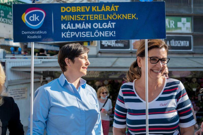 """Kálmán Olga elvenné a Balatont a """"fideszes szerencselovagoktól"""", és visszaadná a magyaroknak"""