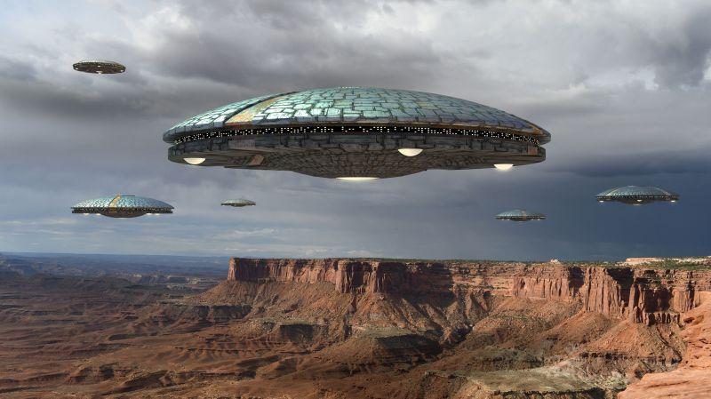 Kiszivárgott amerikai jelentések szerint földönkívülieket észlelhettek