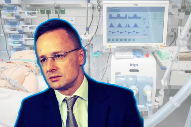 Miközben másodikak vagyunk halálozásban, Szijjártó szerint Magyarország a legsikeresebb válaszokat adta a világjárványra
