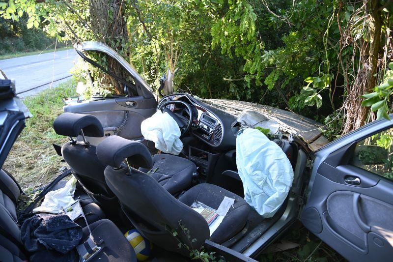 Halálos baleset történt Biatorbágynál hajnalban