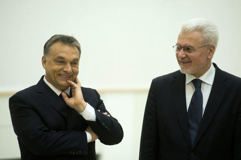 """""""A király meztelen"""" – Kitálalt Orbán volt minisztere – Pálinkás József szerint azért tartanak ki még a kormányfő mellett a politikustársai, mert """"az egzisztenciájuk függ tőle"""""""