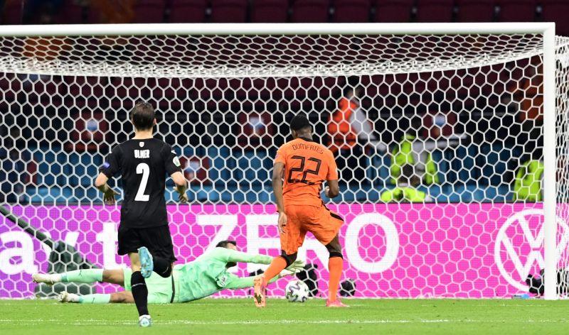 Sima győzelemmel csoportelsők a hollandok